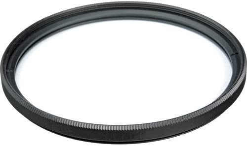 Multithreaded Glass Filter 1A Multicoated Haze UV for Panasonic Lumix DMC-GF1 77mm