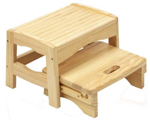 Safety 1st Wooden Step Stool