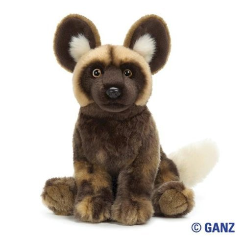 (Webkinz Signature African Wild Dog with Trading Cards)