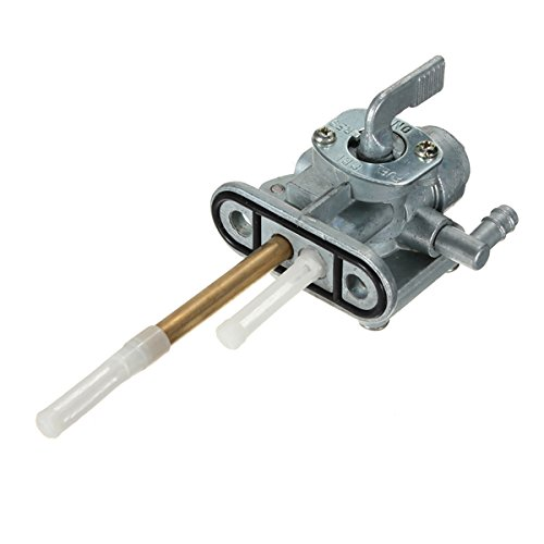 Hitommy 87-06 Suzuki LT80 Fuel Gas Petcock Valve Switch Pump ATV Quad