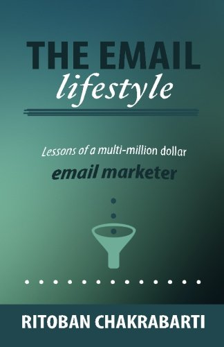41U wVdM4mL - The Email Lifestyle: Lessons of a multi-million dollar Email Marketer