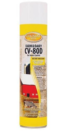 Use Fly Spray - Zep Commercial 348325CV Household & Domestic use Fly Spray