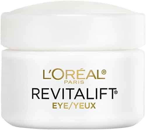L'Oréal Paris Revitalift Anti-Wrinkle + Firming Eye Cream Treatment, 0.5 oz.