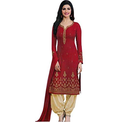 Partywear-Designer-Georgette-Embroidered-Salwar-Kameez-Suit-India