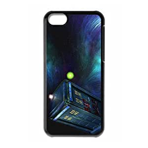 LINMM58281Custom Doctor Who New Back Cover Case for iphone 5/5s CLR615MEIMEI