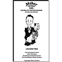 Maher Course Of Ventriloquism - Lesson Two: Detweiler Version