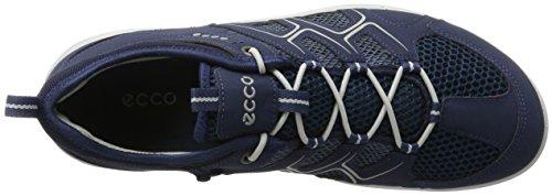 ECCO Terracruise, Zapatillas De Deporte para Exterior Hombre Azul (58933TRUE NAVY/TRUE NAVY/CONCRETE)