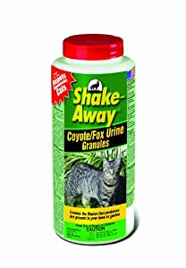 Shake-Away Coyote/Fox  Urine Granules 28.5 oz.