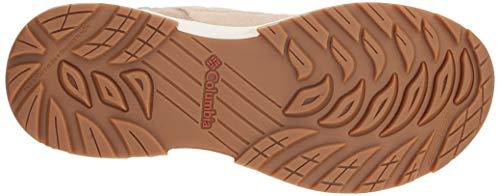 Slip Columbia Delle 4 Lucido Scarpe antico Beige on Impermeabili Trekking Da Fossile Dimensioni Prati Donne 3d heat Rame Omni tqt10XSw