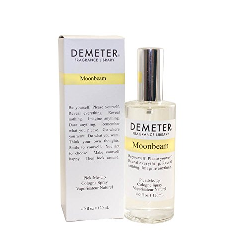 Demeter Cologne Spray, Moonbeam, 4 Ounce