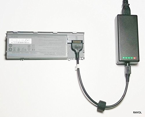 Generic External Laptop Battery Charger for Dell Latitude D520 Latitude D600 Latitude D610 Precision M20 Precision Mobile Workstation M20 ()