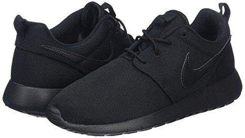 Nike Youth Roshe One (Black/Black/Black)(6.5 M US Big Kid) by Nike (Image #5)