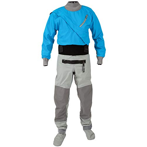 Meridian Drysuit-Electric Blue-L ()
