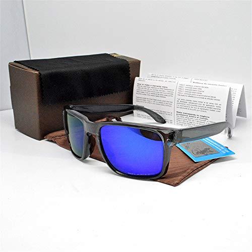 azul Rojo Gris Hombres Sol De ZYZHjy Gafas Polarizadas Tonto H7TOwq8a