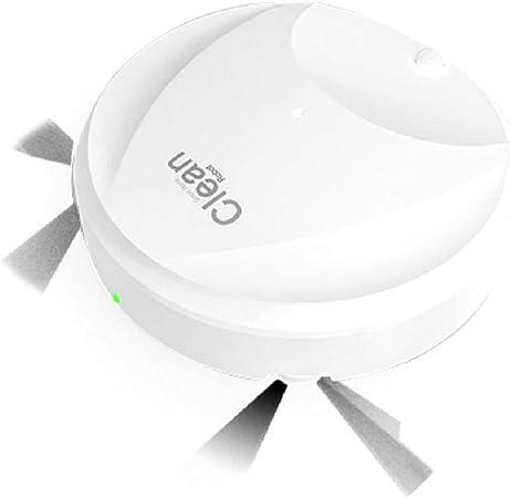 All Shop – Detalles sobre robot aspirador inalámbrico para uso doméstico Limpieza Cleaning Home Bianco: Amazon.es: Hogar