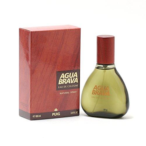 ANTONIO PUIG Agua Brava Men By Antonio Puig- Cologne Spray 3.4 OZ