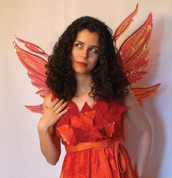 Wings Azarelle Red