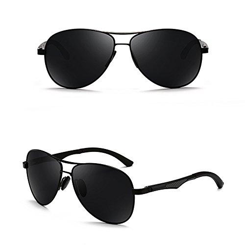 de E sol Gafas de Gafas polarizadas sol Color de para Aviator sol hombre 100 Gafas B sol para conducir UV400 Gafas de SSSX q5dw1Tq
