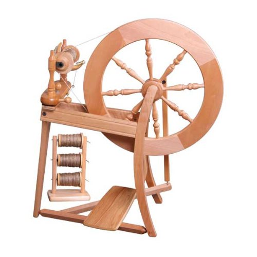 Ashford Traditional Single Drive/Unfinished Wheel