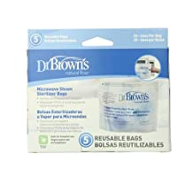 Dr. Brown's 960 Microwave Steam Sterilizer Bags