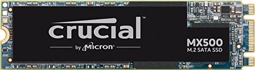 Crucial MX500 500GB 3D NAND SATA M.2 Type 2280SS Internal SSD - CT500MX500SSD4 (Certified Refurbished)