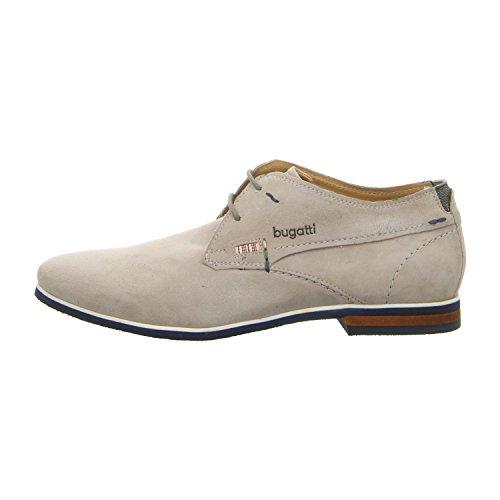 Unbekannt - Zapatos de cordones para mujer - Beige/Grün 39 5Jo5D48uk