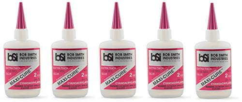 Bob Smith Industries Maxi-Cure Extra Thick, 2 oz. (Fіvе Расk)