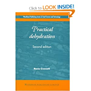 Practical Dehydration (Woodhead Publishing Series in Food Science, Technology and Nutrition) M. Greensmith