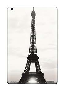 New Fashion Premium Tpu Case Cover For Ipad Mini/mini 2 Eiffel Tower
