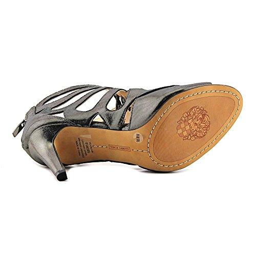 Vince Camuto Kvinders Calivia Kjole Sandal Titanium Pulveriseret Glitz Ruskind PXP9qAOAXL