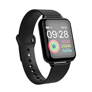 Amazon.com : GGOII Smart Wristband B57 Women Smart Watches ...