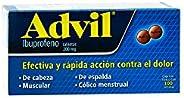 Advil Grageas, 100 Tabletas.