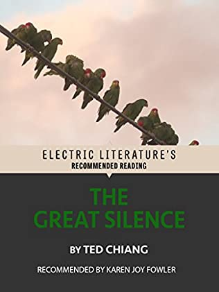 book cover of The Great Silence