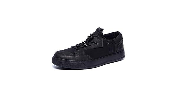 Zapatos de los Hombres Las Placas caídas del Empalme del ...