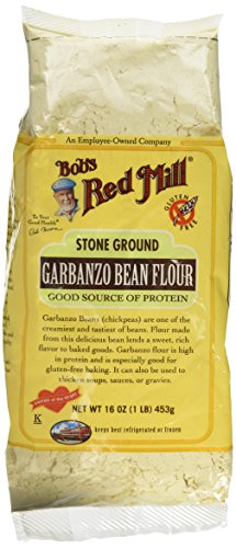 Bob's Red Mill Garbanzo Bean Flour - 16 (16 Ounce Grams)