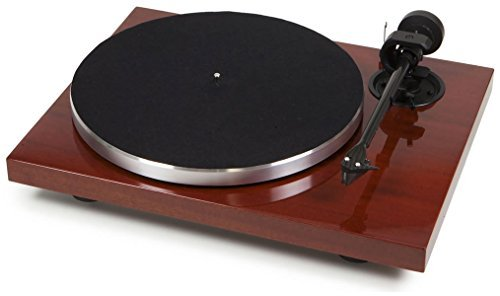 Pro-Ject – 1Xpression Carbon Classic – Turntable – Mahogany