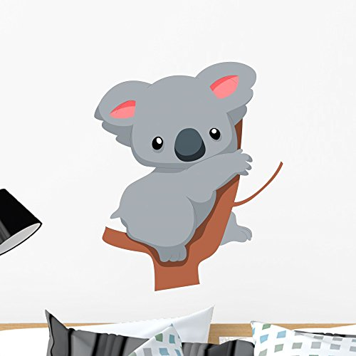 Koala Wall Decals Kritters In The Mailbox Koala Wall Decal