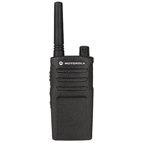 Site 4 Channel UHF Rugged Two-Way Business Radio (Black) ()