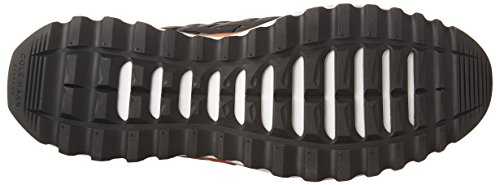 Cole Haan Mens Grandexplore All Terrain Vävda Sneaker Magnet Nubuck-koi-black-optiskt Vitt