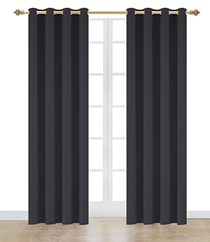 Onlyyou Window Grommet Thermal Blackout Curtain...
