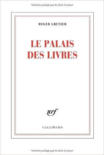 Téléchargement Le palais des livres pdf, epub