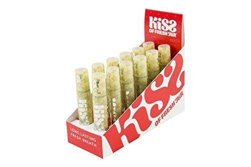 Kiss of Fresh Air 12 ct. Box of Vanilla Breath Spray