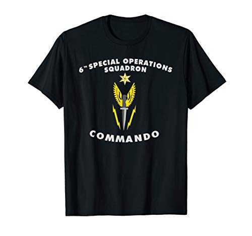6th Special Operations Squadron Insignia T-shirt