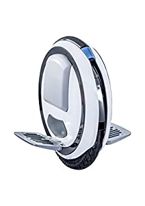 Ninebot One E+ Solowheel, Weiß