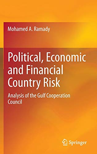 Political, Economic and Financial Country Risk: Analysis of the Gulf Cooperation Council
