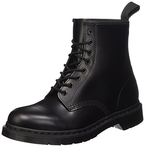 Dr. Martens Unisex 1460 8-Tie Lace-Up Boot,Black Smooth,UK 10 (US  11) M US by Dr. Martens