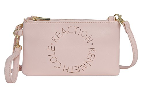 Kenneth Cole REACTION Charlie Mini Crossbody (Pink Blush)