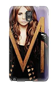 New Style CaseyKBrown Miley Cyrus Who Owns My Heart Premium Tpu Cover Case For Galaxy Note 3