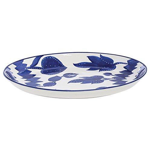 11 Stoneware Poultry Platter, Jinane ()