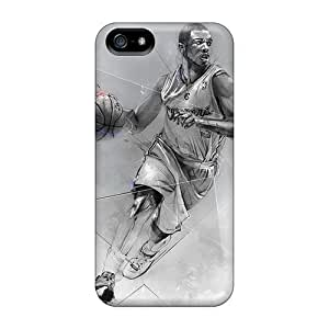 Top Quality Rugged Alexis Marcou Illustrations 4 Case Cover For Iphone 5/5s